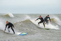 Surfers have long been known to try to keep the best spots to themselves, and this adage exemplifies the tradition of surfers trying to downplay good spots, such as Galveston. Although not a world-renowned surfing mecca, for the committed, there are definitely those perfect days that make it all worthwhile.