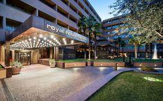 Bologna, Italy, Royal hotel Carlton...❄🌷