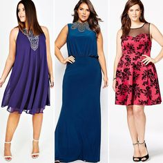 Pin for Later: Be the Belle of the Ball in These Plus-Size Party Dresses