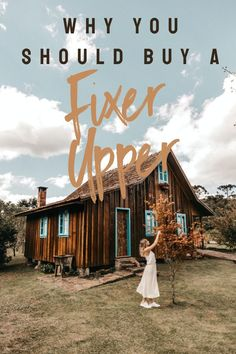 Why You Should Buy a Fixer Upper – Here are some reasons you should buy a fixer upper and make it your own beautiful home. Simple Living Blog, Simple Blog, Declutter Your Mind, Organize Your Life, Dont Be Mean, Buying A New Home, Lots Of Money, Lost Money, Activities To Do