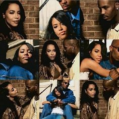 Back in one piece- Aaliyah and DMX