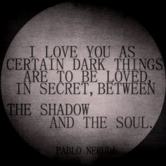 The Shadow And The Soul