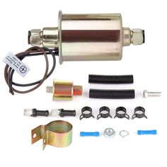 NEW UNIVERSAL ELECTRIC FUEL PUMP 5-9 psi REF# E8012S