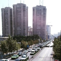 Tehran in my POV !