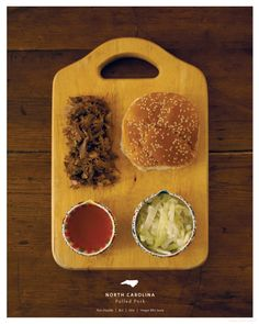 North Carolina - Stately Sandwiches