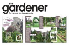 Graphic design and Layout for The Gardener Magazine. View my full portfolio at: http://www.littleblackbirddesignstudio.co.za/portfolio.html