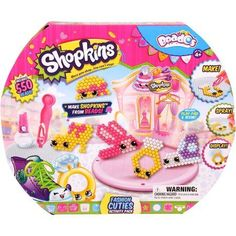 Moose Toys Beados Shopkins Season 3 Activity Pack, Fashion - Walmart.com
