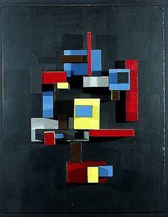 Construction by Sidney Gordin