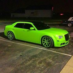 This Color though! I Likey! 2011 Chrysler 300, Chrysler 300 Custom, Chrysler 300m, Dodge Chrysler, Chrysler 300 Convertible, Best Color, Dodge Magnum, Car Advertising, Retro Cars
