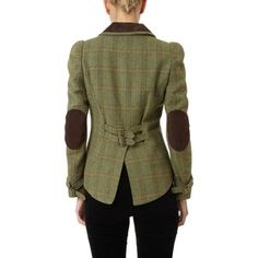 tweed riding jacket - Google Search