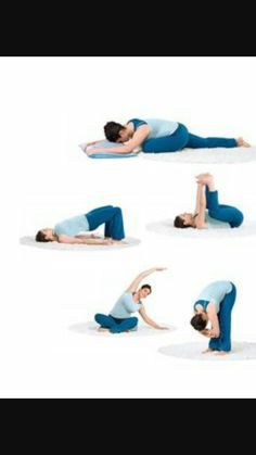 What are some good leg-stretching exercises?