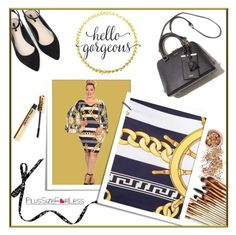 PlusSizeF♡rLess by plussizeforless on Polyvore featuring polyvore fashion style Forever 21 In Your Dreams MDMflow clothing gold blackandgold plussizeforless