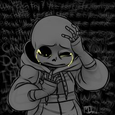 You can't broke something that is already broken. ___ Panic attack suck, have been through my idk… my third one in less then two day ? I'm mentally drained, so… yeah… Don't worry I'm gonna be fine, I just need to relax and put my mind off if I can. Undertale Cute, Undertale Fanart, Undertale Background, Sans Cute, Undertale Drawings, Error Sans, Futurama, Film, Horror