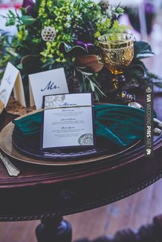 Yes - Sleeping Beauty's Maleficent wedding  |  bg productions | CHECK OUT MORE GREAT VINTAGE WEDDING IDEAS AT WEDDINGPINS.NET | #weddings #vintagewedding #weddingvintage #oldweddingphotos #events #forweddings #iloveweddings #romance #vintage #planners #old #ceremonyphotos #weddingphotos #weddingpictures