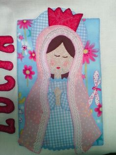 Un cuadro precioso para una niña preciosa...Lucia
