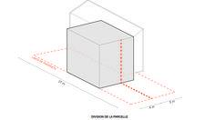 Projet : Axonométrie_Division de la parcelle Cos, Division, Father, Pai, Dads