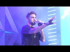 Happy New Year 2016 From Adam Lambert in Singapore! - http://adam-lambert.org/happy-new-year-2016-from-adam-lambert-in-singapore/