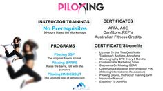 || Expert Post ||  #certificate #credentials #piloxing #newways #newform #regime #enjoylife #pilatesreformer  #fitnessmotivation #fitnessgirl #fit #fitness #workout #exercise #motivation #health #methodman #methods #boxing #dancing #pilates #different #expertsonly #trainer #fun