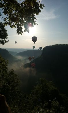 https://flic.kr/p/QTPKKy | Balloons over Letchworth