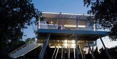Spaceship House by NOEM