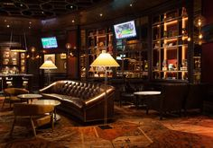 Kitchen and Kupola Lounge Restaurant Interior Design Lounge Design, Bar Lounge, Pub Design, Restaurant Design, Restaurant Bar, Lounges, Bar Speakeasy, Bar Interior, Interior Design