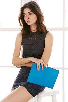 FLYNN Carter Clutch Bag - Urban Outfitters