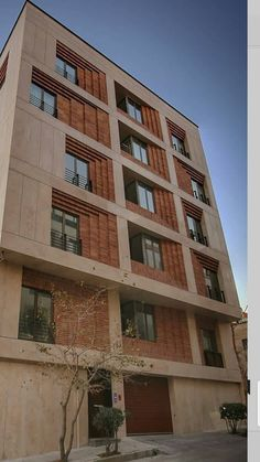 Brick Architecture, Residential Architecture, Amazing Architecture, Architecture Details, Brick Design, Facade Design, Exterior Design, Brick Facade, Facade House
