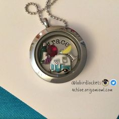 For #mama-to-be this July! T has always shown so much #grace no matter what. She's going to be an amazing mother. Medium silver locket, medium silver grace plate, July birthstone, bottle of wine, non-alcoholic margarita charms. #origamiowl #babyshower #gifts #lubirdlockets