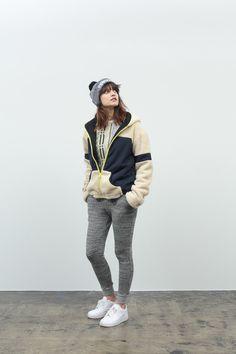 [No.22/34] STUSSY WOMEN 2014~15秋冬コレクション | Fashionsnap.com
