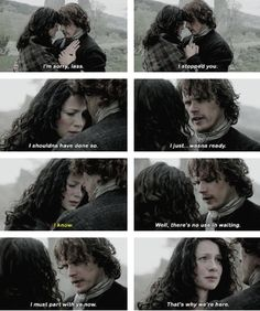 [GIFSET] I must part with ye now. 1x11 The Devil's Mark
