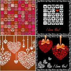 Elegant hearts templates vector. We have over 10,000+ pictures. All images on the site vectorpicfree.com free for download and ready for print.