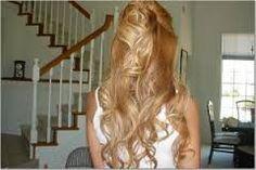 peinado semirecogido - Google Search