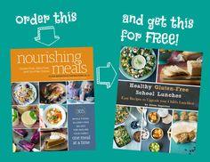 Nourishing Meals: Nourishing Meals Book