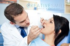 Orthodontic treatment can straighten the teeth and move them into a better position.