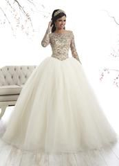 f50f4dd03b3 15 Stylish Quinceanera Dresses with Sleeves