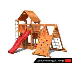 Asphalt Driveway, Playground, Yard, Moment, Leroy Merlin, Play Houses, Children, Carport Garage, Toys