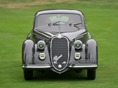 Alfa Romeo 8C 2900 yes?