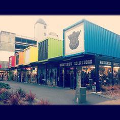 Loving the CHCH Container Mall