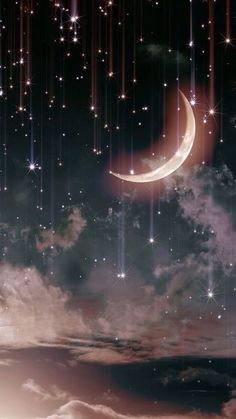 48 Trendy Ideas For Nature Sky Stars Beautiful Moon Cute Wallpaper Backgrounds, Tumblr Wallpaper, Pretty Wallpapers, Galaxy Wallpaper, Aesthetic Iphone Wallpaper, Screen Wallpaper, Nature Wallpaper, Cool Wallpaper, Aesthetic Wallpapers