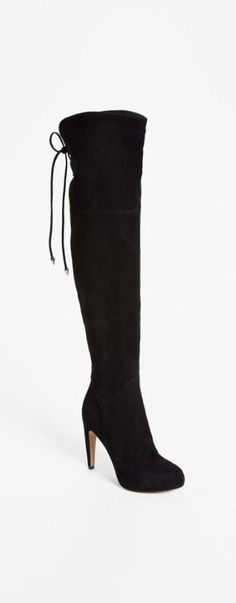 Fall Shoe Trend: Over-the-Knee Boots