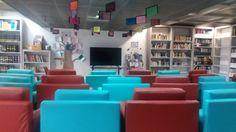 Sala de Lectura 2 Piso de la Biblioteca