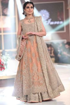 Aisha Imran Latest Bridal Wear Collection 2017 | PK Vogue