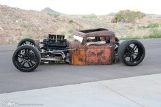 Mike Partyka's Rat Rod