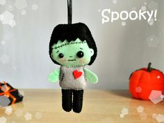Hey, I found this really awesome Etsy listing at https://www.etsy.com/listing/247039508/ornaments-halloween-felt-decor