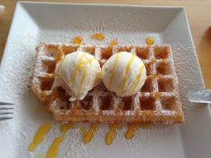 """See 25 photos and 12 tips from 117 visitors to The Belgian Waffle House. """"Absolutely have to try the red cappuccino. The waffles are light and. Waffle House, Belgian Waffles, Kid, Breakfast, Awesome, Places, Breakfast Cafe, Belgium Waffles, Child"""
