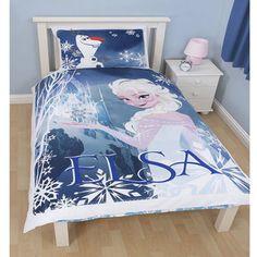 Children's Rooms > Disney Princess > Disney Frozen, Single Bedding