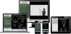The mobile app is free right now in the app store search YourTeacher.com Math. Awesome resource!Teaching videos, practice problems, and self tests for every topic in Pre-Algebra, Algebra, and Geometry that your student can do in tablets and phones.