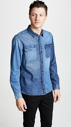 c4567005e88 This is the denim shirt that you d expect when you think of heritage and