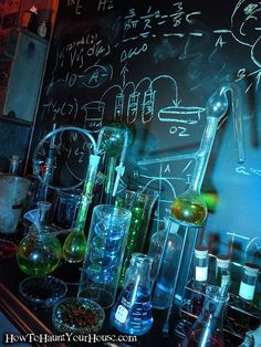Mad Scientist Laboratory | Mad Scientist Lab | School