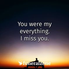 Grief, Loss & Bereavement - Quotes about losing a loved one